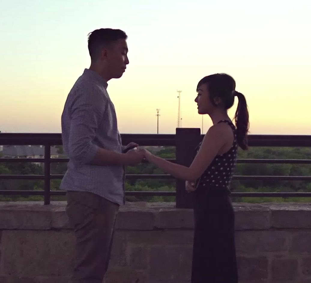 Jackie + Peter Proposal